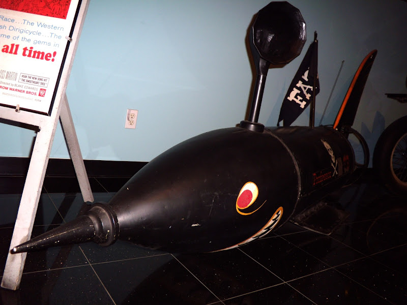 Professor Fate bomb prop from The Great Race movie