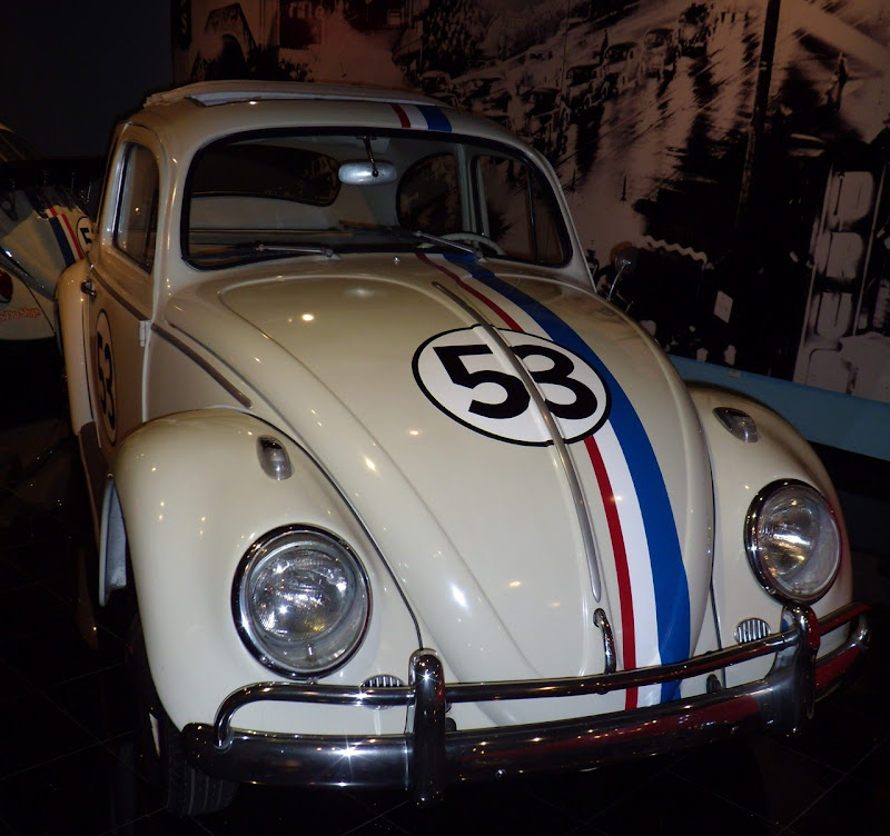 1963 VW Beetle Herbie Love Bug movie car