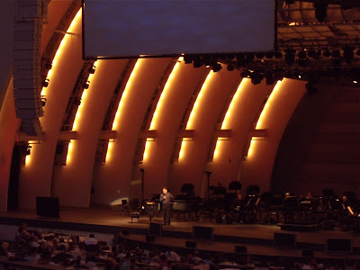 Philip Glass Hollywood Bowl concert