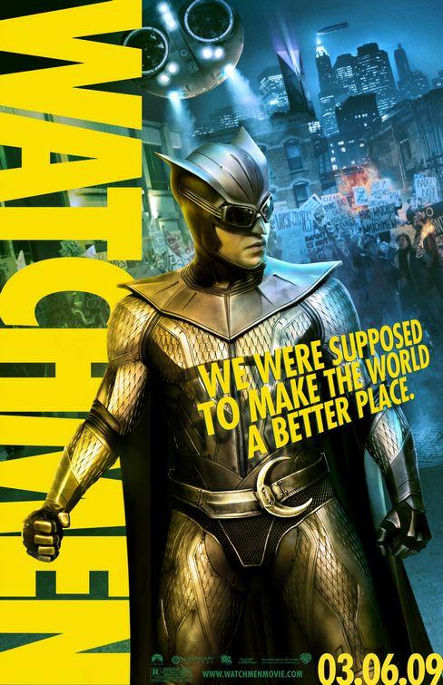 Watchmen Nite Owl film poster