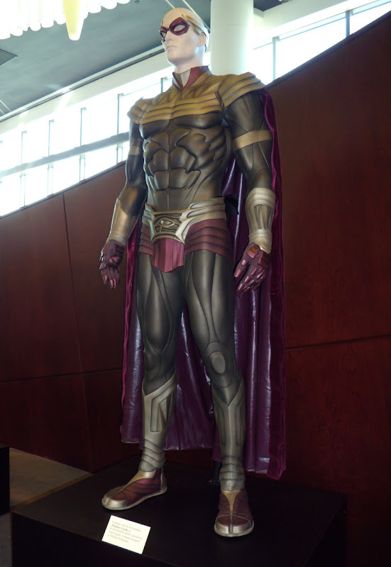 Matthew Goode's original Ozymandius Watchmen costume