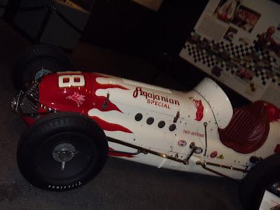 1952 Agajanian racecar