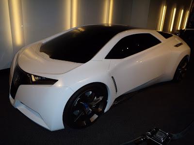 2009 FC Sport Honda car