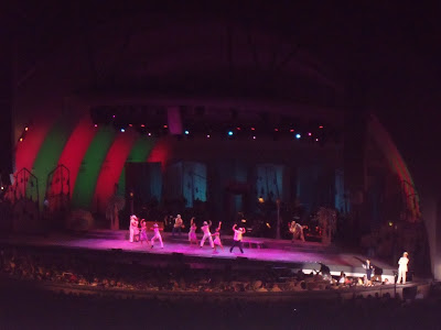 Guys and Dolls Havana scene Hollywood Bowl