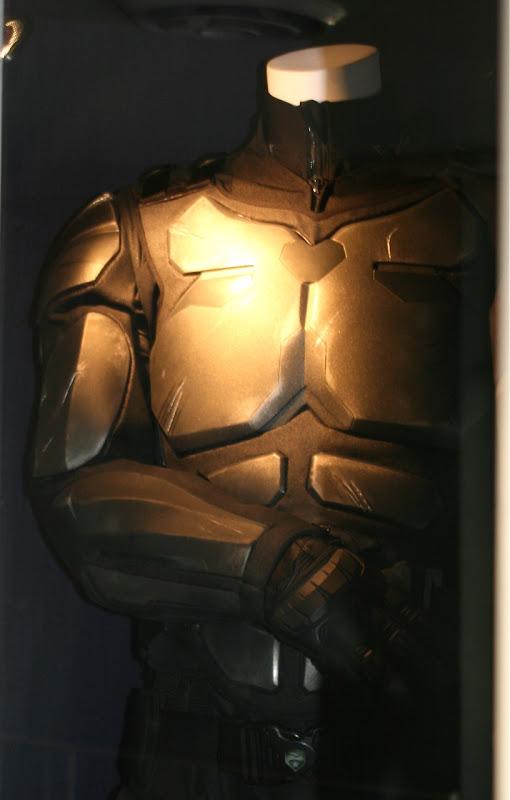 Body armour suit from GI Joe movie