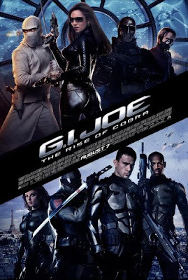GI Joe Rise of Cobra movie poster