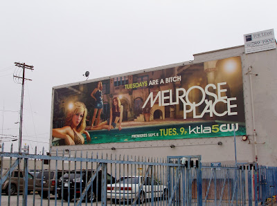 Melrose Place TV Billboard