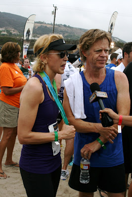 Desperate Housewives Felicity Huffman at Malibu Triathlon