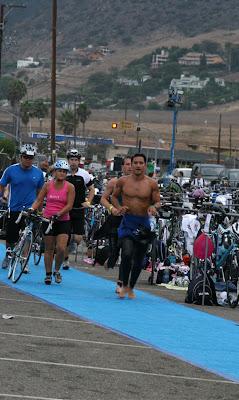 Mario Lopez Malibu Triathlon 09