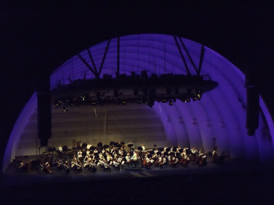 John Williams concert Hollywood Bowl 2009