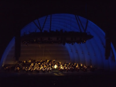John Williams at Hollywood Bowl Sep 09