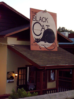 The Black Cat Bistro, Cambria