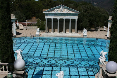 Impressive Neptune Pool Hearst Castle