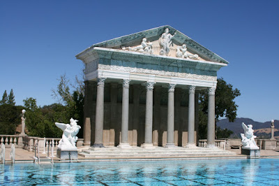 Neptune Pool Hearst Castle California