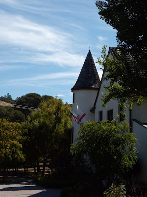 Carmel Valley wine tasting at Chateau Julien