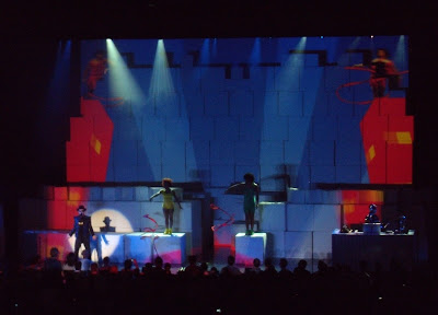 Pet Shop Boys Greek Theatre LA