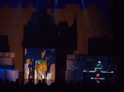 Pet Shop Boys Pandemonium on Tour