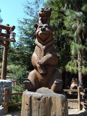 Brother Bear at Disney's California Adventure
