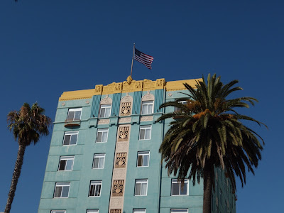 Georgian Hotel in Santa Monica
