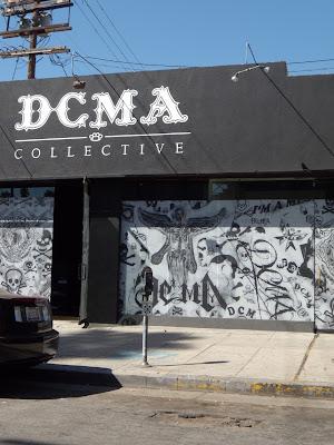 DCMA Collective skeleton angel