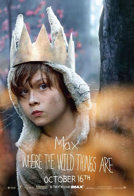Max Where The Wild Things Are poster