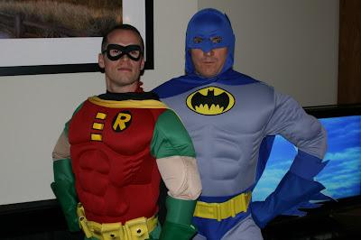 Halloween dynamic duo
