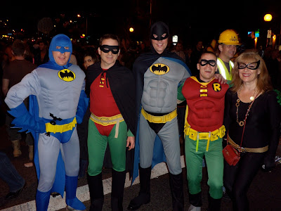 West Hollywood Batmen and Robins Carnaval 2009