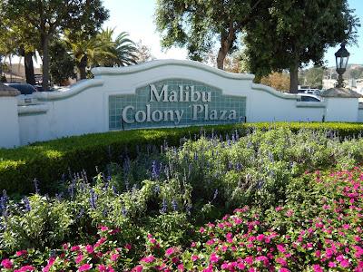 Malibu Colony Plaza