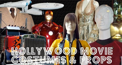 Hollywood Movie Costumes and Props blog logo