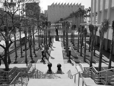 LACMA B Gerald Cantor sculpture garden