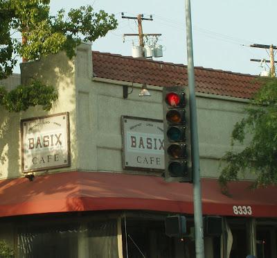 Basix Cafe WEHO