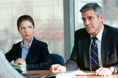 Anna Kendrick and George Clooney Up in the Air