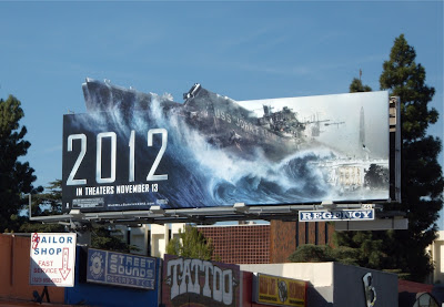 2012 JFK movie billboard