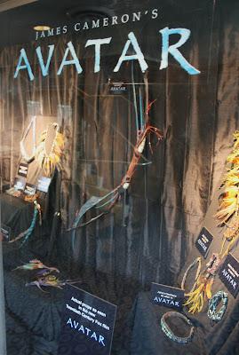 Actual Avatar film props