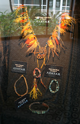Avatar Jake Sully film props and costume accessories