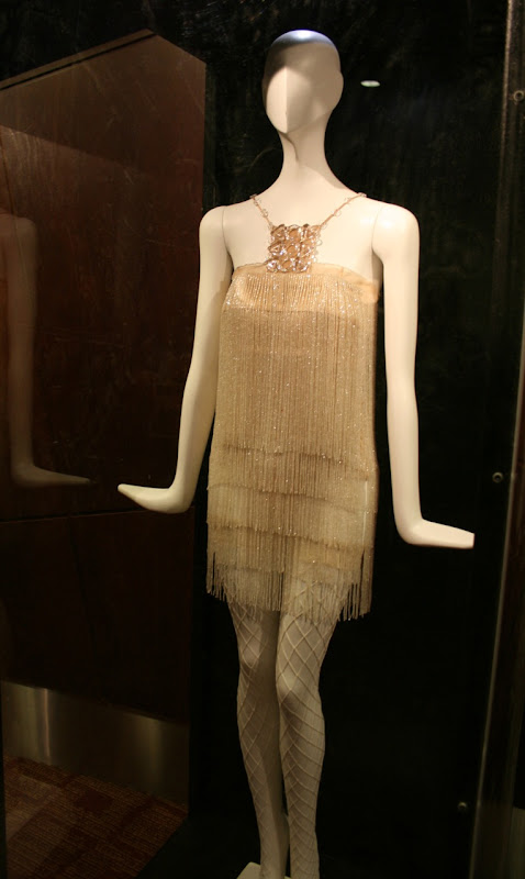 Nine finale film costume for Kate Hudson