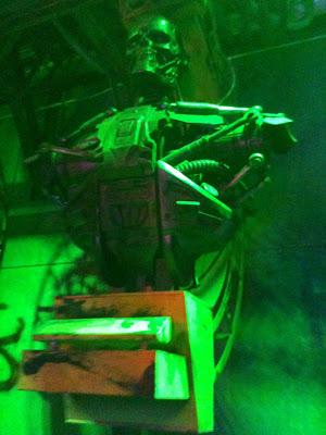 Magic Mountain Terminator