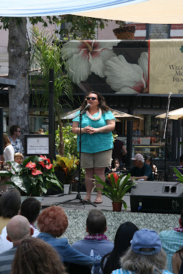 Keala Settle South Pacific Musical star at The Grove