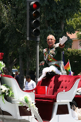 Prince Frederic von Anhalt WEHO Pride 2010