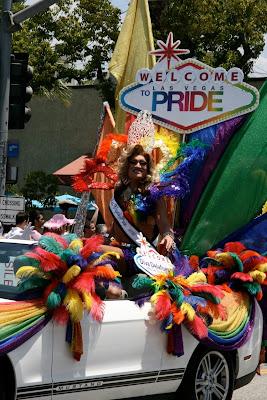 Miss Las Vegas WEHO Pride 2010