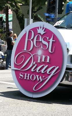 Best in Drag Show LA Pride 2010
