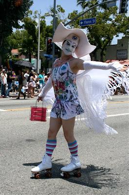 Sister of Perpetual Indulgence WEHO Pride 2010