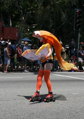 Fan Sister of Perpetual Indulgence LA Pride 2010
