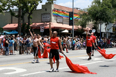 Gay Men's Chorus WEHO Pride 2010