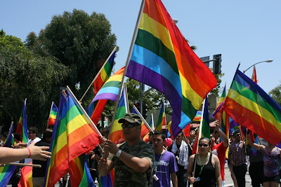 Los Angeles Gay Pride Parade 2010