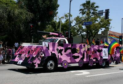 Bienestar youth tank LA Pride 2010