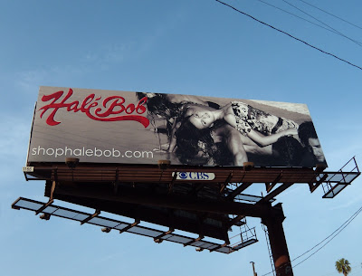 Hale Bob beach bodies billboard