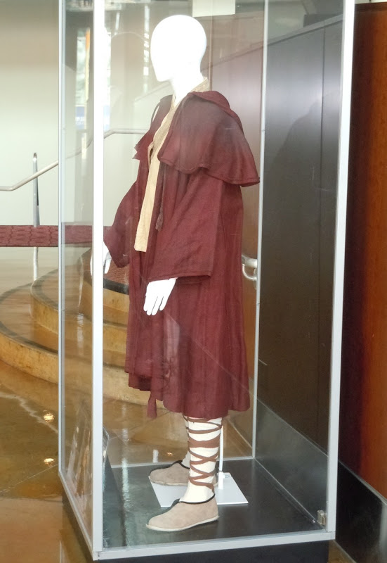 The Last Airbender Aang film costume