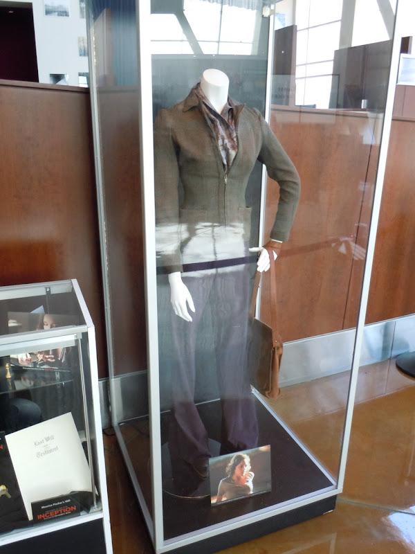 Marion Cotillard Inception movie costume
