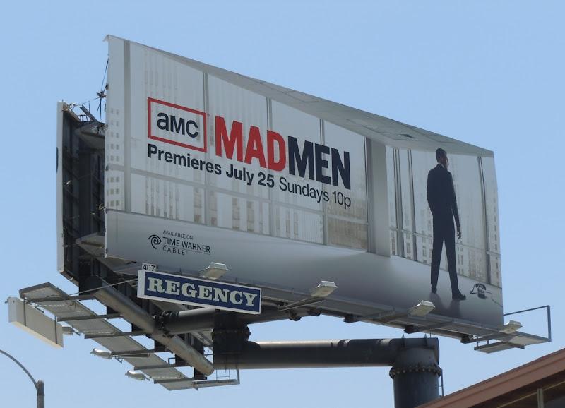 Mad Men season 4 billboard